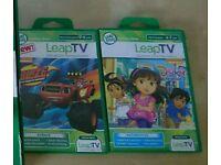 Leapfrog Leap TV games