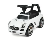 Child's Toy Ride on Mercedes car