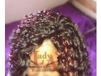 AFFORDABLE & PROFESSIONAL HAIRDRESSING -- SEW-IN WEAVES FOR ALL HAIR TYPES -- FROM £30