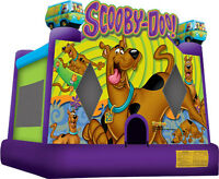 SCOOBY-DOO Scooby Doo BOUNCY CASTLE Birthday Party Rental