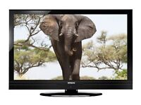 HITACHI 32 INCH LCD HD TV WITH BUILT IN FREEVIEW**DELIVERY IS POSSIBLE**