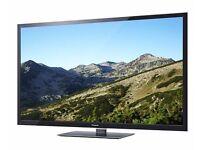 "42"" Panasonic 3D LED INTERNET SMART TV 1080p HD freeview"
