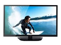 LG 42 INCH LCD HD TV WITH CHROME CAST TO MAKE IT INTO SMART TV**CAN BE DELIVERED**