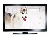 Toshiba 40-inch Widescreen Full HD 1080p Freeview builtin LCD Television in good condition