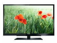 "46"" TOSHIBA SMART TV LED FREEVIEW FULL HD USB PORT CAN DELIVER BARGAIN"