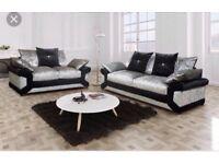 Sheldon sofas and FREE FOOTSTOOL