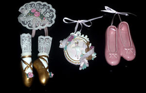antique Porcelain Ballet figurines & Bunny.. ExcCond:LikeNew Cambridge Kitchener Area image 1