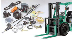 forklift repair and PME services