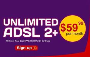 TPG adsl 2+ unlimited internet plan name transfer- no Contract Wolli Creek Rockdale Area Preview