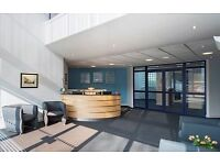 Offices are fully furnished to high standards and supported by the latest IT and telecommunications
