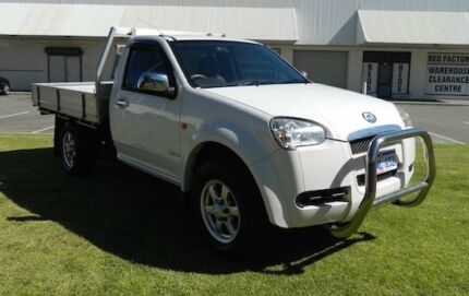 '11 Great Wall Tray Top Ute with NO DEPOSIT FINANCE!* O'Connor Fremantle Area Preview