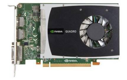 NVIDIA Quadro 2000 Workstation GPU