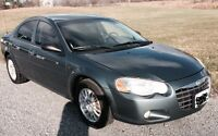 2006 Sebring Low KM's, SAFETIED AND ETESTED!