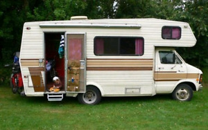 ISO old rv