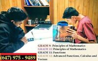 High School Math Tutor for Affordable Prices - Scarborough Only
