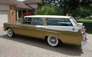 Wanted 1957-58 Dodge, Plymouth or Chrysler Station Wagon