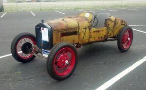 Looking for Model T Speedster