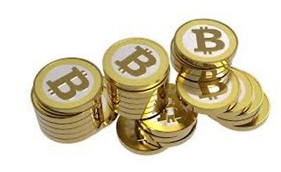 Bitcoin 0.01 (.01 BTC) Direct to your Digital Wallet **Trusted Seller**