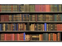 Books Wanted For Cash £££