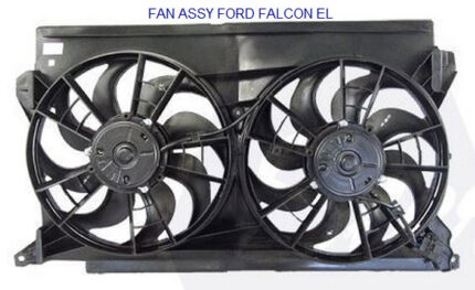 FORD FALCON EL /XH UTE - RADIATOR FAN ASSEMBLY Bayswater Knox Area Preview