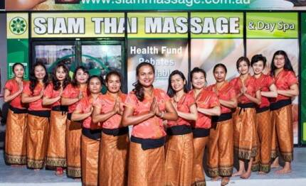 SIAM THAI MASSSAGE &DAY SPA