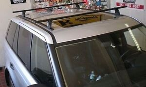 Thule 430 Roof Rack for SUV, trucks w/Factory Track