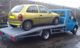 Scrap cars wanted non runners crash damaged