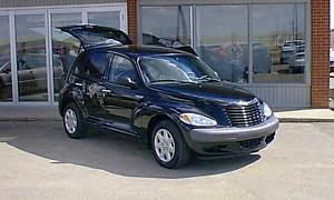 Pt cruiser 2005 automatique