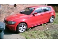 Bmw 118d se 54 reg very clean for age in and out fully loaded