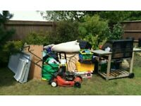 GARAGE and SHED CLEARANCE - from £20