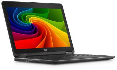 Dell Latitude E7240 Intel i5-4310U 8GB 128GB SSD BT 1366x768 WLAN Cam Windows 10 8 Gb Laptop