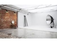 Brand New Art Studios / Photo Studios / Offices / Workspaces available to rent in East London!