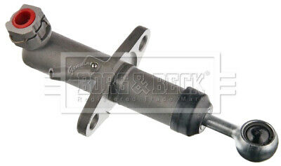Clutch Master Cylinder fits FIAT PANDA 169 1.2 03 to 12 B&B 55187040 Quality New