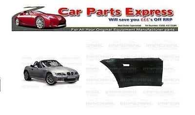 BMW Z3 1997/2003 N/S (LEFT) FRONT PAINTED WING NEW ANY COLOUR