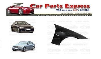 BMW E90 E91 3 SERIES  2005/2012 O/S RIGHT WING NEW PAINTED ANY COLOUR