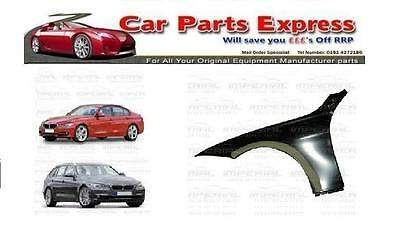 BMW F30 F31 3 SERIES  2012> N/S LEFT WING NEW PAINTED ANY COLOUR