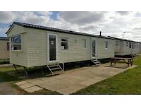 Haven's 5 * Primrose Valley Filey 3 bed 6 berth Pet Friendly Caravan for hire