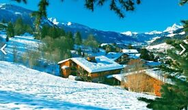 Lovely 2-4 people Studio with cabin in Megeve (French Alps, Haute Savoie) to rent (18-25 March 2017)