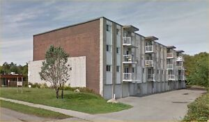 NEWLY Renovated 2 Bedroom with Balcony by Fairview Mall !!