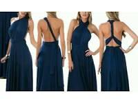 Multiway wrap dresses