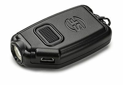 Surefire Sidekick-A 300-Lumen Ultra-Compact Triple-Output Keychain Light, Black