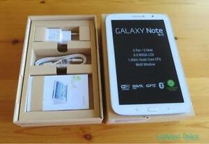 Samsung Galaxy Note 8.0 with SIM card slot- 16 GB + 64 GB Expandable Storage - White - A GRADE CONDITION on SALE - $ 169