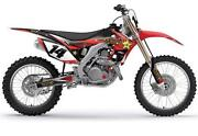 2004 CR250 Graphics