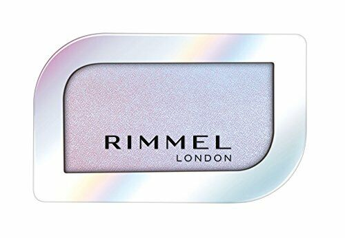 Rimmel Magnif'Eyes Holographic Ombre Eye Shadow & Face Highlighter - Lunar Lilac