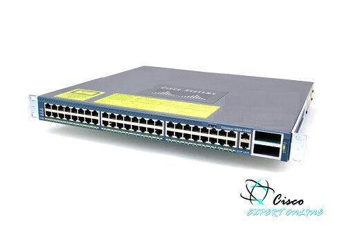 Cisco Ws-c4948-10ge-e Catalyst 4948-10ge Enterprise Image, Dual Power Supply