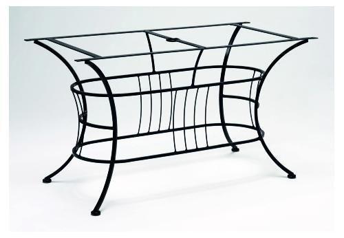 Wrought Iron Table Base Ebay