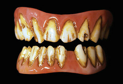 Witch Teeth (Halloween Dead Fred/Zombie/Witch teeth.)