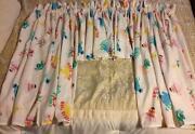 Sesame Street Curtains