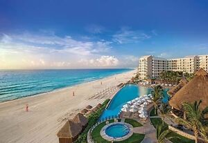 Absolutely INCREDIBLE Week: WESTIN LAGUNAMAR, CANCUN!