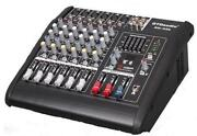 6 Channel Powered Mixer